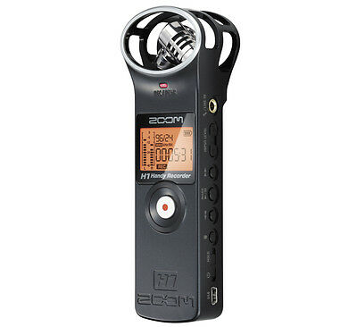 Zoom H1 Handy Recorder Ver.2  Free Shipping with Tracking Number
