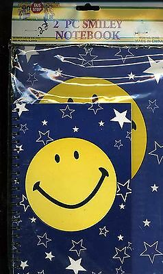 Vintage Smilely Face Notebooks and Scripto Highlighters Unopened & Sealed