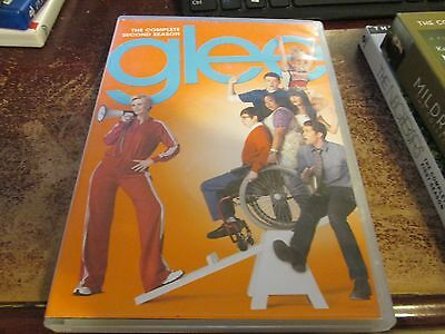 Glee: The Complete Second Season DVD Region 1, NTSC Two 2