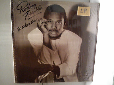 Rodney Franklin - It takes two             ..............................Vinyl