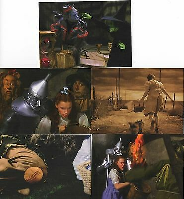 THE WIZARD OF OZ COLLECTOR CARDS SERIES II - 7 CARDS 1 CHASE - #PUZZLE2 1 1 53
