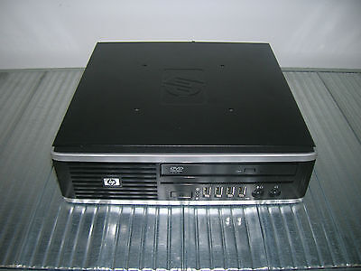 HP Compaq 8000 Elite Ultra-slim Core2 Duo 3.0ghz 2gb Win 7 Pro COA no HD NO P/S