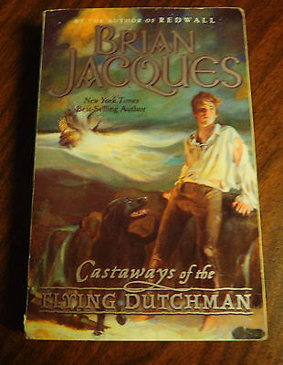 Castaways of the Flying Dutchman by Brian Jacques (2003, Paperback)