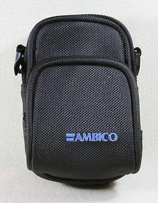 Ambico Digital Camera GPS Shoulder Nikon Canon Sony & Others Carry Case