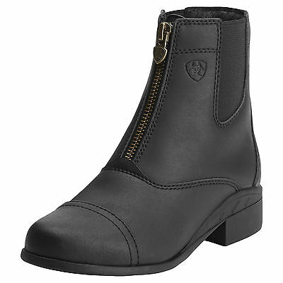 ARIAT - Kid's Scout Zip Boots - Black - ( 10015198 ) - New