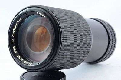 BIG SALE!! EXC CANON FD 70-210mm f4 macro for F1 A1 AE1 and MORE!! 12430