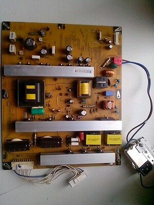 Power supply board for LG 42PJ350 (pulled out of TV set with broken screen)