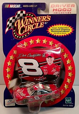 *** #8 Dale Earnhardt Jr 2001 Driver Hood Series - 1:64 Scale ***