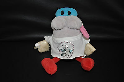 Ren and Stimpy Stuffed Toy  from 1992 -Muddy Mudskipper Fan Club  New with Tag
