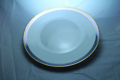 Rosenthal GALA BLUE Desert Plate Classic Rose Collection -Form 2000