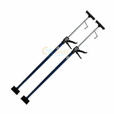 2X Handed Support Construction Telescopic Ceiling Mounting Bracket Gypsum Board