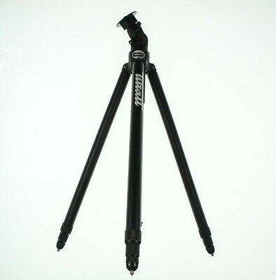 Tiltall Tripod #4602 Black Professional Camera Photography Movie Support VTG