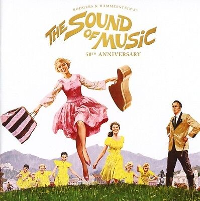 The Sound Of Music - 50Th Anniversary Edition  Cd New+
