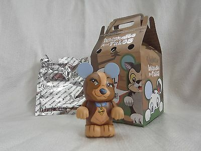 """Disney Vinylmation Furry Friends #2: Whiskers Tales LADY and the Tramp 3"""" Figure"""