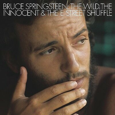 Bruce Springsteen-The Wild,the Innocent And The E Street Shuffle  Vinyl Lp New+