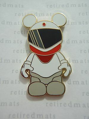AUTHENTIC Disney Vinylmation Park #1 RED MONORAIL TRAIN Mickey Mouse Mystery Pin