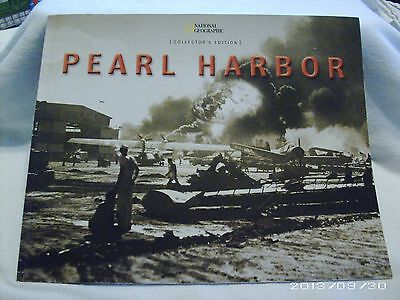 National Geographic Collector's Edition of Pearl Harbor softcover book