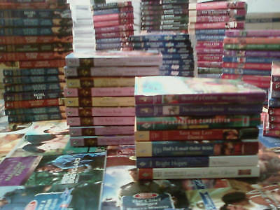 Lot of 8 Harlequin Intrigue Large Print Romantic Suspense Titles Listed (2014)