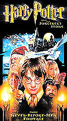 VHS***HARRY POTTER and THE SORCEROR'S STONE
