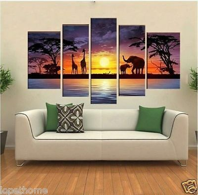 (no Frame)MODERN ABSTRACT CANVAS ART OIL PAINTING(No frame)