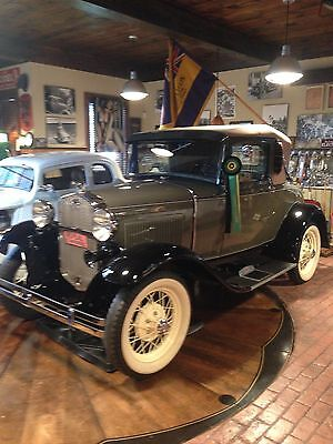Ford : Model A SPORT COUPE 1931 model a sport coupe