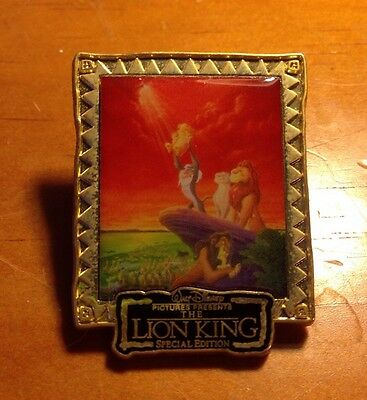 Walt Disney World The Lion King Special Edition Trading Pin