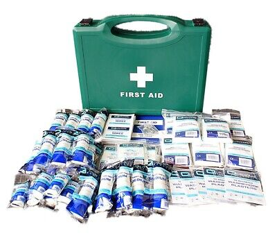 Refills - For First Aid Kits - HSE 1-10, 20, 50 - BS-8599 BSI, Large, Med, Small