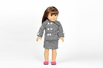 Hotsell Handmade lovely party dress clothes for 18 inch American Girl Doll x169