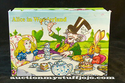 New Alice in Wonderland Cafe Set 4 pieces by Paul Cardew
