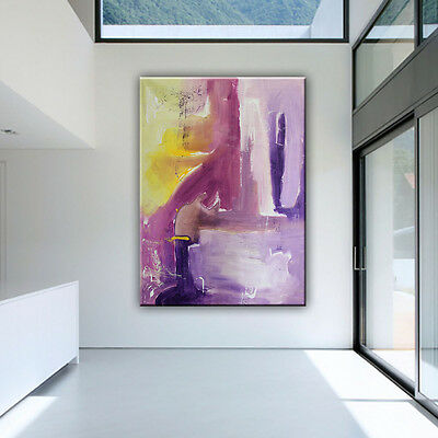 HUGE CONTEMPORARY ORIGINAL MODERN ABSTRACT CANVAS PAINTING WALL ART.. Libby Emi