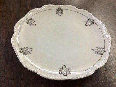seven inch Ohme Germany plate