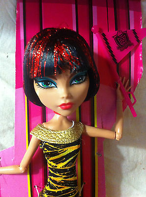 Monster High - DISEMBODY COUNCIL - Cleo De Nile   - NEW