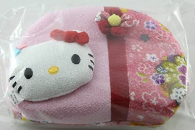 JAPAN ONLY Brand New Authentic Hello Kitty Sanrio Porch Purse Case Cute Kawaii