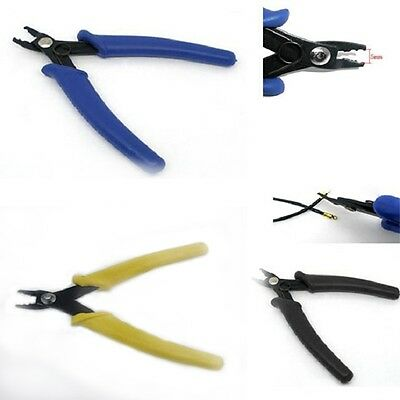 3Colors New Jewelry Bead Beading Crimping Crimper Pliers Tool Press Plier 13cm S