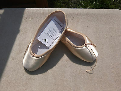Pink Satin Grishko 2007 demi pointe shoes - various sizes and widths