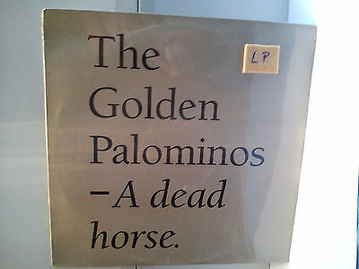 The Golden Palominos - A dead horse       ..............................Vinyl