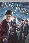 Harry Potter and the Half-Blood Prince (DVD, WS)