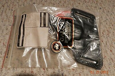 """Galco Silhouette Holster,fits S&W N frame models 24/25/29/629, 2 1/2""""-4"""" barrels"""