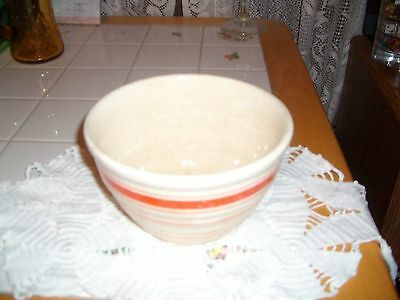 red banded mixing bowl