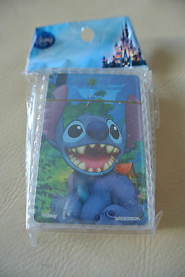 RARE DISNEY Lilo & STITCH Playing Cards Deck Purchased in Japan