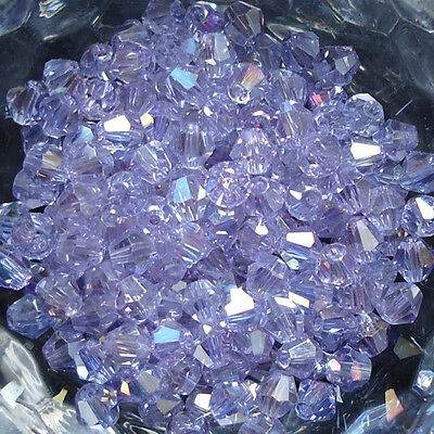 New DIY Charm  jewelry 400pcs Swarovski  Crystal 4mm #5301 bicone beads