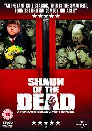 Shaun of the Dead  DVD Simon Pegg, Nick Frost, Kate Ashfield, Lucy Davis, Dylan