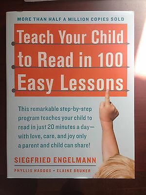 Teach Your Child To Read in 100 Easy Lessons (brand new)
