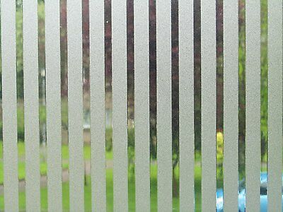 5m/10m/20m x 90cm Wide Static Glass Decorative Frosted Window Privacy Vinyl Film