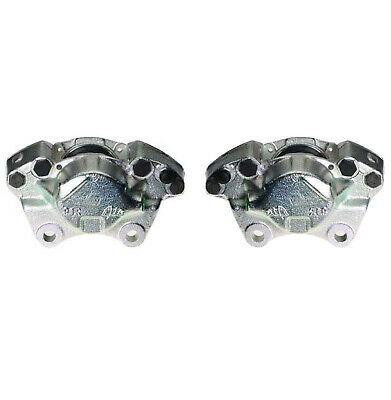 Ford Capri 2.8 Injection Pair Front Brake Calipers, Pads Pins (Vented) Bbk0041E