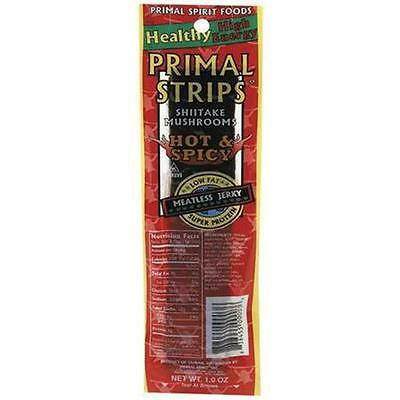 Primal 24462 Hot & Spicy Meatless Jerky