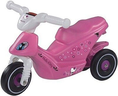 BIG - 56819 - Scooter Bobby Hello Kitty Import Allemagne - Modèle : 80 NEUF