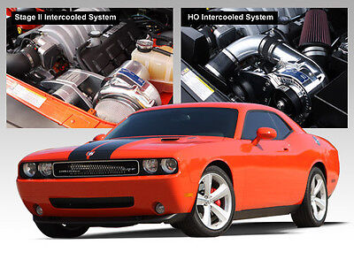 Challenger HEMI RT 5.7L Procharger P-1SC-1 Supercharger HO Intercooled Tuner Kit