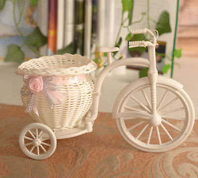 Home Decor Nice Rattan Vase Basket Flowers Meters Orchid Artificial Flower Set
