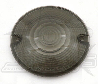 Turn Signal Lens Chris Products Smoke DHD4S